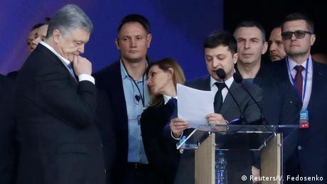 Дебати на стадіоні: 36 хвилин про Коломойського, корупцію та збагачення