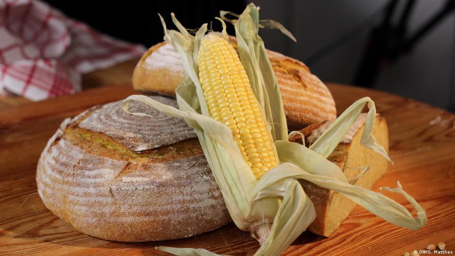 Baking Bread: Maisbrot aus Portugal