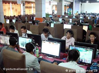 在拉萨的网吧上网也受到控制