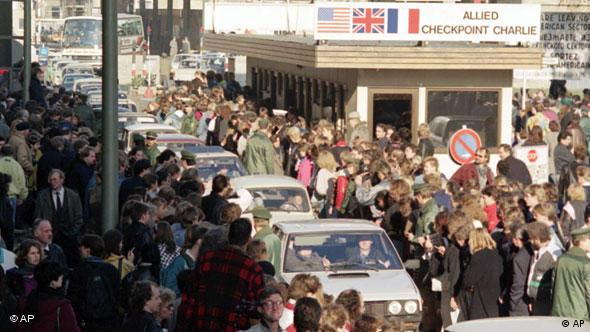 Checkpoint Charlie, 09.11.1989