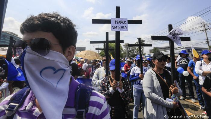 Nicaragua, Managua: Karfreitag in Nicaragua