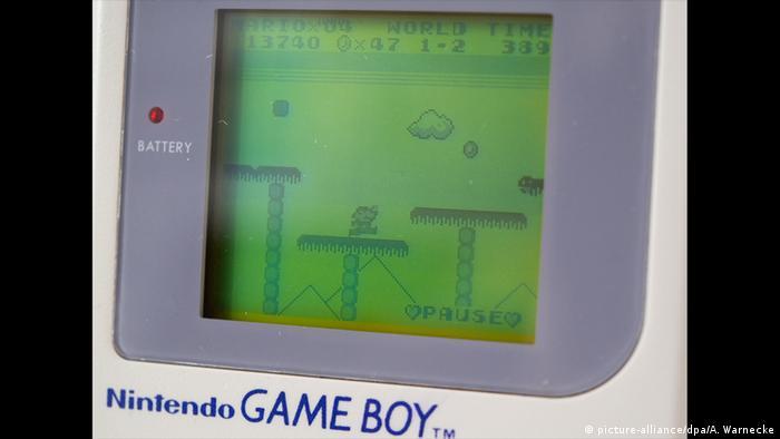 38f7fe4b7 Game Boy تطفئ شمعتها الثلاثين | جميع المحتويات | DW | 22.04.2019