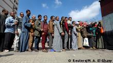 Ägypten hält Referendum über Verfassungsänderungsentwürfe ab