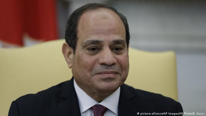 Der ägyptische Präsident Abdel Fattah al-Sisi duldet keine Kritik an seiner Politik (Foto: picture-alliance/AP Images/AP Photo/E. Vucci)