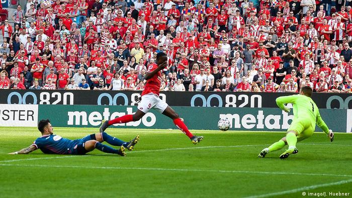 Fussball 1.Bundesliga | 1.FSV Mainz 05 - Fortuna Düsseldorf (imago/J. Huebner)