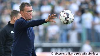 Fußball 1. Bundesliga | Borussia Mönchengladbach - RB Leipzig (picture-alliance/dpa/Revierfoto)