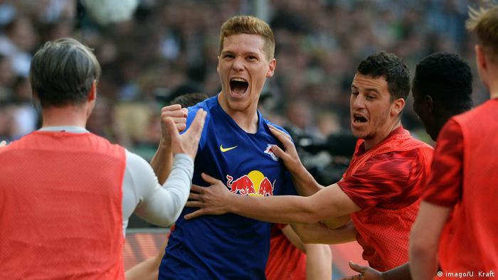 Fußball 1. Bundesliga | Borussia Mönchengladbach - RB Leipzig | 0:2