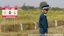 Vietnam Folgen des Agent Orange Einsatzes