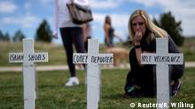 USA Gedenken Amoklauf Columbine High School