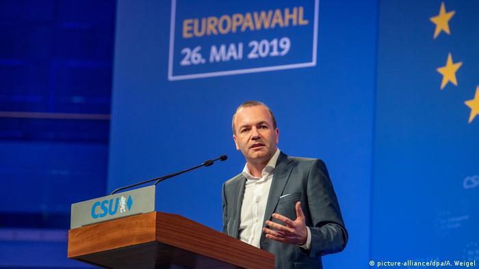 EU Manfred Weber