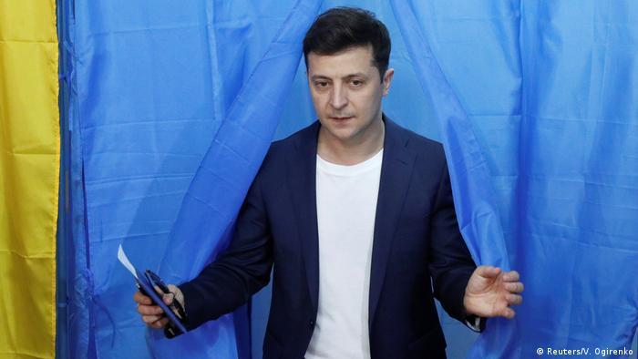 Зв'язки з Ігорем Коломойським можуть негативно позначитися на репутації Володимира Зеленського (на фото)