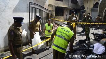 Οι επιθέσεις έγιναν σε τρεις εκκλησίες και σε τρία ξενοδοχεία