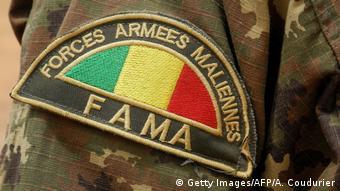 Les Fama, les forces armées maliennes, sont en première ligne dans la lutte contre les djihadistes