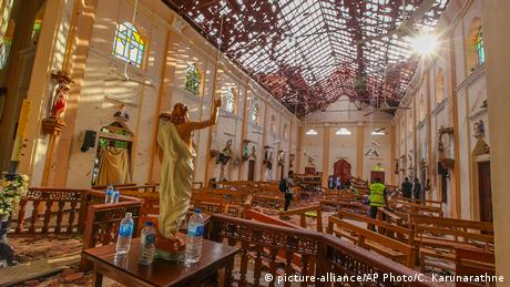 Tι συμβαίνει στη φαινομενικά ήρεμη Σρι Λάνκα;