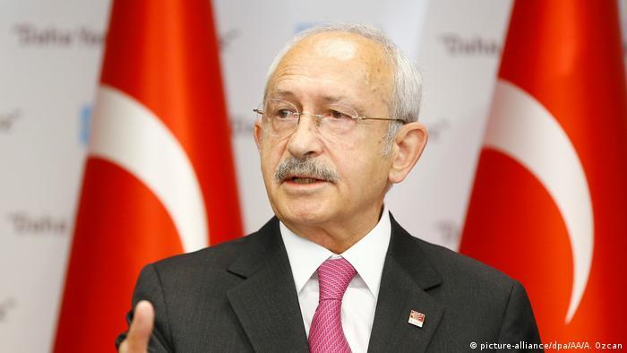 Türkei   Angriff auf Oppositionspolitiker Kemal Kilicdaroglu in Ankara