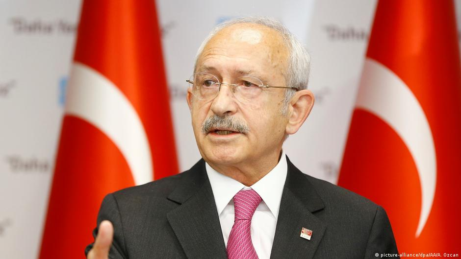 Kılıçdaroğlu: Devleti FETÖ'ye teslim eden kişi Erdoğan'dır
