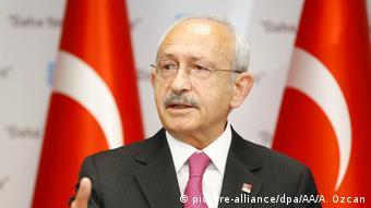 Φταίει η οικονομική κρίση, υποστηρίζει ο επικεφαλής της αντιπολίτευσης Κεμάλ Κιλιτσντάρογλου