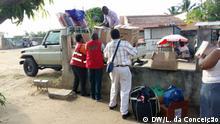 Mosambik Solidarität mit den Opfern von Idai