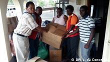 Inhambane: Solidariedade às vítimas do ciclone Idai