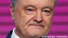 Ukraine | Präsidentschaftswahlen | Reaktion Poroschenko