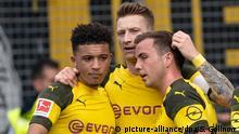 Fußball: Bundesliga | SC Freiburg - Borussia Dortmund