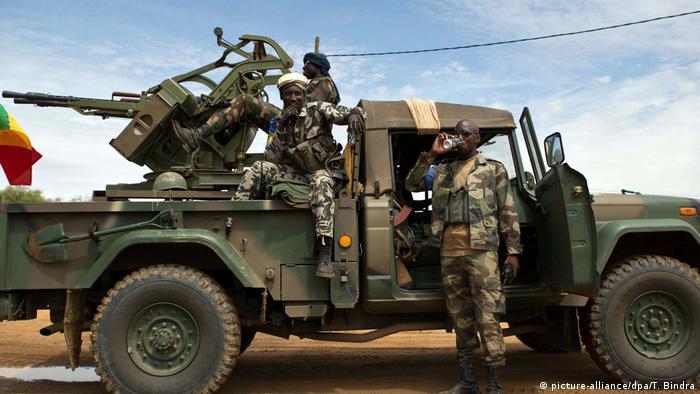 Afrika izdvaja manje novca za oružje