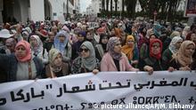 Marokko: Proteste gegen Hirak-Aktivisten-Urteile