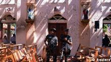 Sri Lanka Selbstmordanschlag
