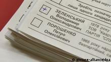 Wahlen Ukraine neu