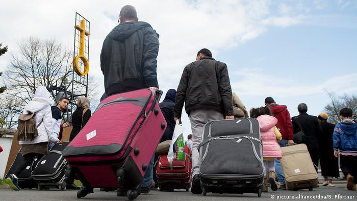 Министр внутренних дел Германии Нижняя Саксония выступает против высылки афганских беженцев