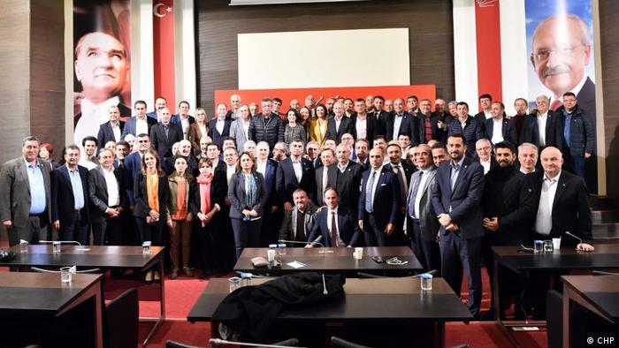 Kılıçdaroğlu'na saldırı sonrasında olağanüstü toplanan CHP