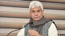 New Delhi: Union MoS Communications Manoj Sinha addresses at the inaugural programme of Conference on 'M2M (Machine to Machine)/IOT (Internet of Things) Enabling Smart Infrastructure' organised by the Telecommunication Engineering Centre in New Delhi, on Jan 8, 2019. (Photo: IANS/PIB)