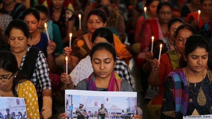 Sri Lanka Anschlag Terror Ostern (Reuters/A. Dave)