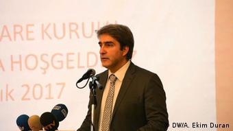 Diyarbakır Sanayici ve İş İnsanları Derneği (DİSİAD) Başkanı Burç Baysal