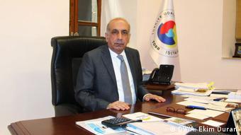 Diyarbakır Ticaret ve Sanayi Odası (DTSO) Başkanı Mehmet Kaya