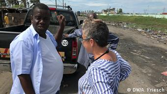 Mosambik l nach dem Zyklon l Bürgermeister kämpft gegen Klimawandel