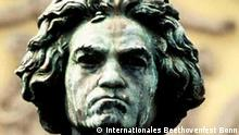 Beethoven Denkmal in Bonn