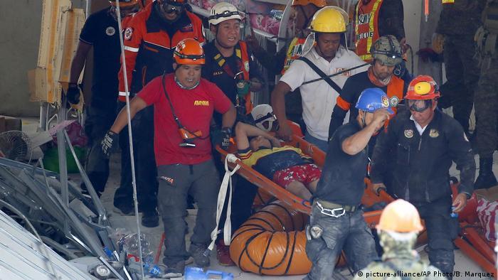 Neues Erdbeben erschüttert die Philippinen