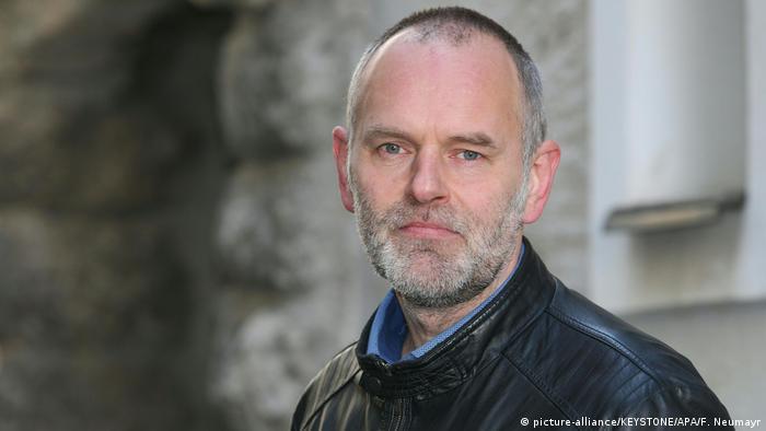 Far-right Austrian deputy mayor of Hitler's hometown resigns over 'racist' poem