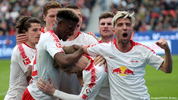 RB Leipzig have found success through promoting youth.