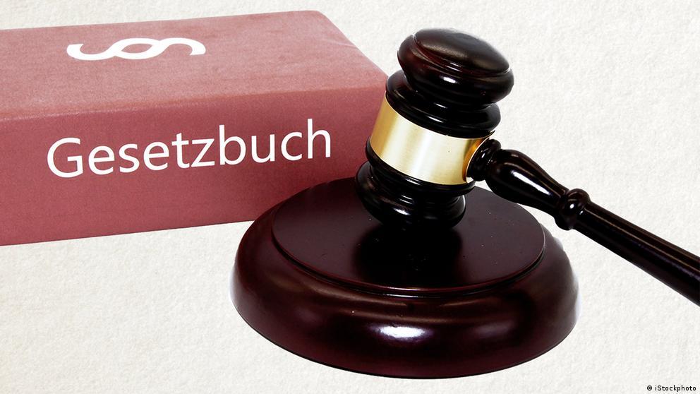 Deutschkurse | Wortschatz | WBS_Foto_Gesetz
