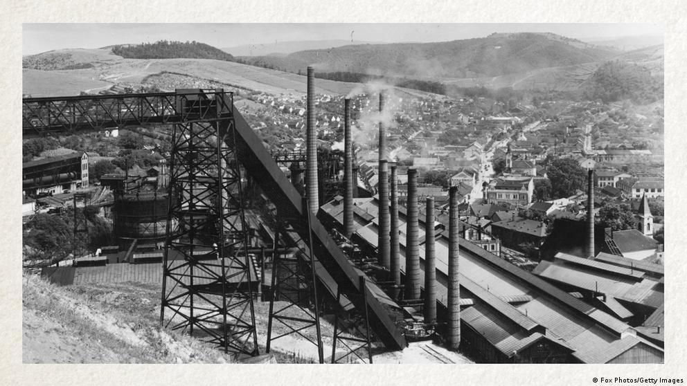 Deutschkurse | Wortschatz | WBS_Foto_Industrialisierung
