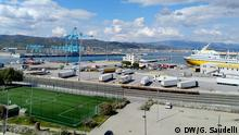 16.04.2019 Construction of the new container terminal in Vado Ligure is expected to be completed at the end of 2019