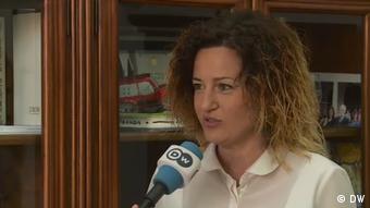 Monica Giuliano (DW)
