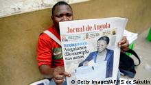 Afrika Pressefreiheit l Angola - Zeitung, Presse