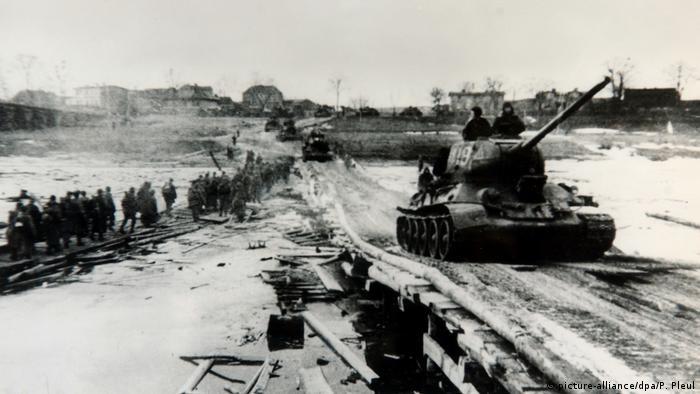 Deutschland   Bergung von 2. Weltkriegsopfern im Oderbruch Schlacht auf den Seelower Höhen 1945