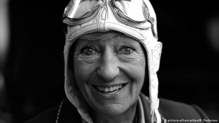 Rallyefahrerin Heidi Hetzer gestorben