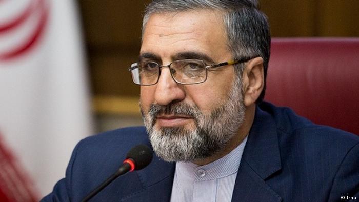 Iran Justiz l Gholamhossein Ismaili (Irna)