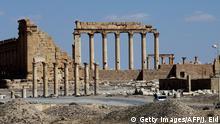 Syrien Palmyra - Baaltempel
