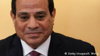 Abdel Fattah al-Sisi (Getty Images/A. Wong)